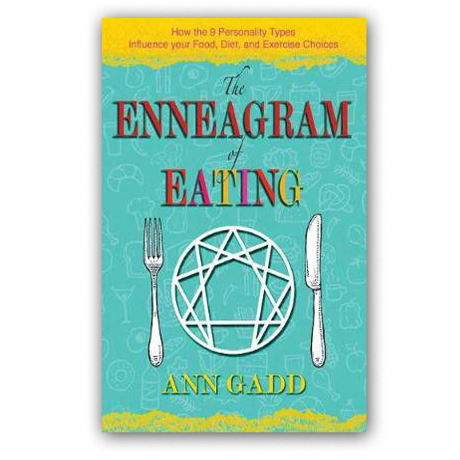 enneagram of eating book cover