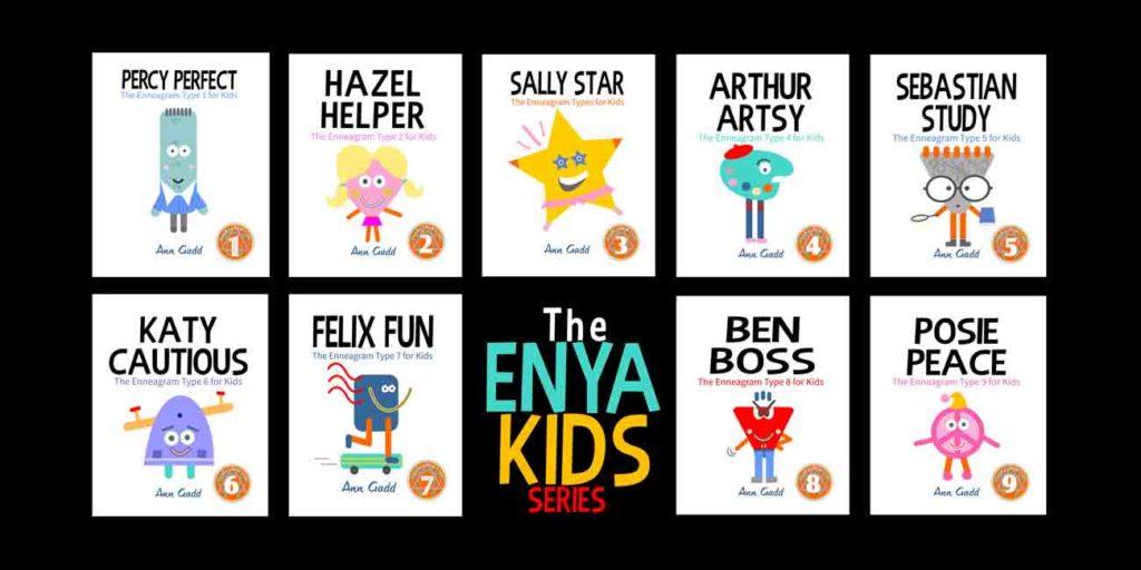 Enneagram Books for Kids