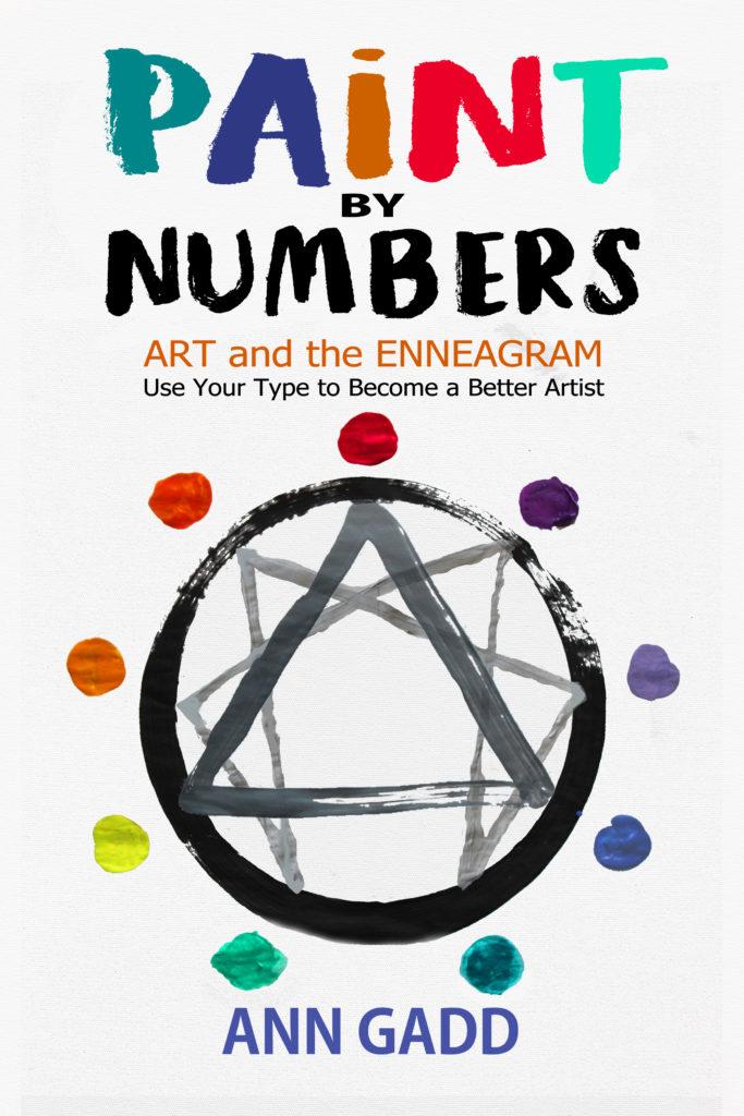 Paint by numbers ann gadd enneagram